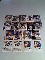 *****Patrick Flatley*****  Lot of 125+ cards.....46 DIFFERENT / Hockey
