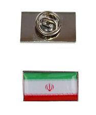 Bandera de Irán Corbata Pin Con Libre Bolsa De Organza