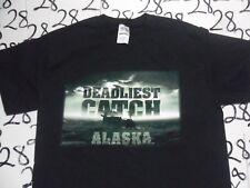 Medium- Alaska Crabs The Deadliest Catch T- Shirt