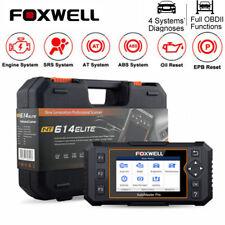 FOXWELL OBD2 Scanner Engine Transmission SRS ABS Code Reader Car Diagnostic Tool