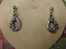 Silver Posts! New ~ Easy To Wear! Brighton Dream Moon & Star Earrings on Custom