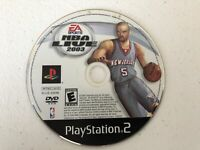 NBA Live 2003 - Playstation 2 PS2 - Cleaned & Tested