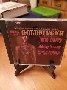 Goldfinger [Original Motion Picture Soundtrack] by John Barry (Composer) (CD, O…