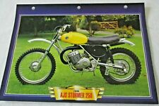 A Motor Bike Fact File ~ AJS Stormer 250