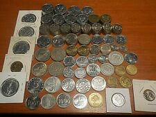 Lot of Mixed Circulated Coins from Indonesia