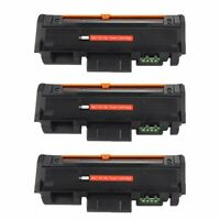 3Pk 118 MLT-D118L MLTD118L Toner Cartridge For Samsung Xpress M3065FW M3015DW