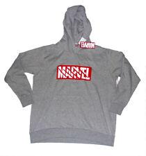 Marvel Japan  Marvel Box logo Long sleeve Sweatshirt Hoodie Mens Size L