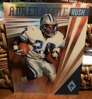 2019 Panini Phoenix Adrenaline Rush Orange #20 Barry Sanders /99