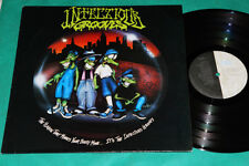 Infectious Grooves - The Plague That Makes BRAZIL 1st press LP 91 METALLICA