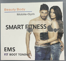Smart Fitness Beauty Body Mobile-Gym Ems Fit Boot Toning System