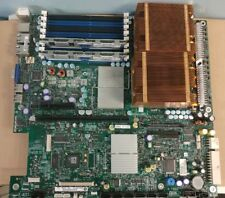 Intel S5000PAL Motherboard D13607-902 + 2x Intel Xeon 5150 2.66GHz 4GB Ram