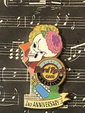 Hard Rock Cafe - Marseille  2nd Anniversary puzzle piece