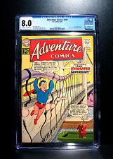COMICS: Adventure Comics #299 (1962), 1st Gold Kryptonite app - CGC 8.0