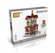LOZ Street Mini Shopping Street Kids Puzzle Mini Block Brick Toy w/Box