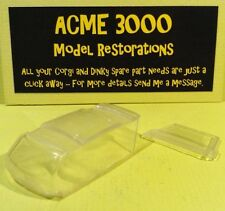 French Dinky 557 Citroen AMI 6 3CV Reproduction Repro 2 Part Plastic Window Unit