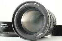 [MInt + Hood] Mamiya G 150mm F/4.5 L MF Lens For New Mamiya 6 From Japan #950