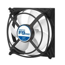 Arctic Cooling F9 Pro Case Fan 90mm con absorción de vibraciones, 39CFM @ 2000rpm