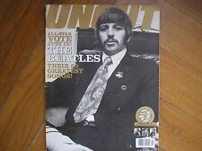RIVISTA UNCUT 50 2001 THE BEATLES RINGO ROXY MUSIC DAFT PUNK FULL METAL JACKET