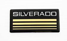 New Chevy Silverado 1500 2500 3500 emblem badge pillar 1988 89 90 91 92 93 94