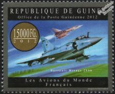 Dassault Mirage 2000 French Multirole Fighter Aircraft STAMP