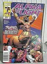 Marvel Alpha Flight #11 Trapped in the Microverse
