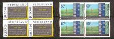 Nederland - 1986 - NVPH 1345-46 (Blokken van 4) - Postfris - NR185