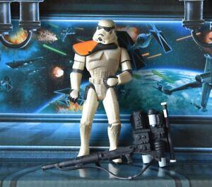 STAR WARS FIGURE 1995 POTF COLLECTION SANDTROOPER