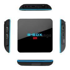 R-BOX Pro S912 4K Android 6.0 Smart TV Box Octa Core 16GB Dual WIFI Media Player