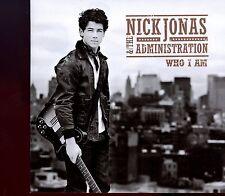 Nick Jonas & The Administration / Who Am I - MINT