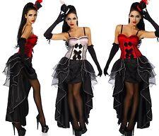 4 pt. costume di cabaret Burlesque Costume Di Carnevale Set