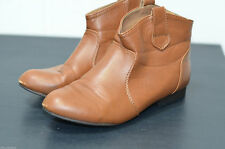 """New Look Flat (less than 0.5"""") Ankle Boots Shoes for Women"""