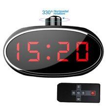 HD Mini Caméra SPY CAM Table Montre Détecteur de mouvements ESPION caché A36