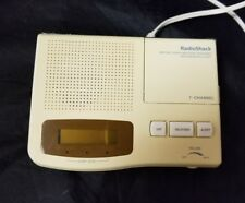 Radio Shack WeatheRadio 12-249 Alert Specific Area Message Encoding Ac/Dc