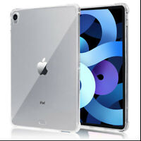 Shockproof Case For Apple iPad ALL Models Clear Bumper Gel TPU Cover Latest 2020