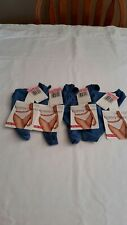 Barely There Seamless Microfiber Thong Size 7 NWT 4 Pair