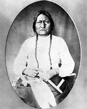 Sioux Chief Sitting Bull 8x10 Silver Halide Photo Print