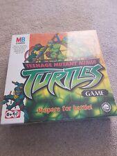 MB Games Teenage Mutant Ninja Turtles Board Game 2003