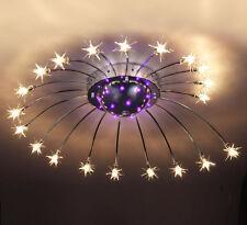 Farbwechsel LED Sternenhimmel Deckenleuchte Kinderzimmer Fernbedienung 30w Licht