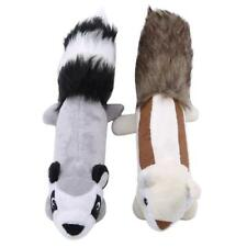 Long Squeaky Plush Toy Pet Interactive Stuffingless Medium Dogs Soft Dog Toy LP