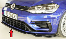 Spoilerschwert Schwert für VW Golf 7 R & R-Line Facelift 00088150 RIEGER-Tuning
