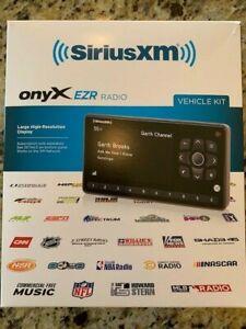 SiriusXM - Onyx EZR Satellite Radio Receiver with Vehicle Kit - Black