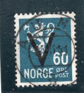 Norway used - F-VF - Norgeskatalogen 288