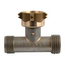 Raccordement Butane-Propane - Té d'accouplement GAZ- pour batterie de bouteilles