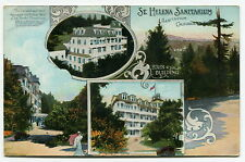 "Old Postcard: ""ST. HELENA SANITARIUM"" [Sanitarium, California]"