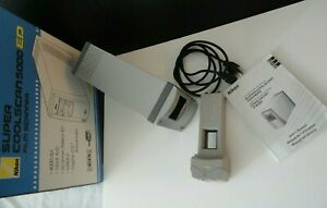 Nikon Super COOLSCAN 5000 ED 35mm Slide Film Scanner  with SA-21 Adapter