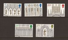 1989 GB, Christmas, Fine Used Set of Stamps, SG 1462-66