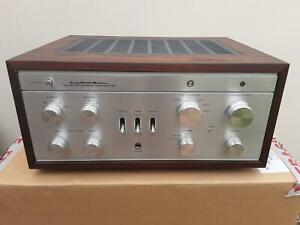luxman SQ38U valve  Integrated amp- excellent ( wales)