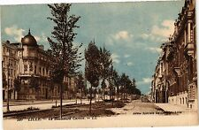 CPA Lille-Le Boulevard Carnot (188543)