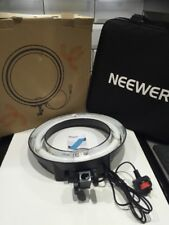 Neewer 50 W Flash anulare luce RL-12 - TUBO UK Plug Ritratto Fotografia Macchina Fotografica Video