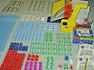 ROKENBOK Construction System & Vehicle LOT - over 555 pieces